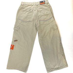 VTG-90s-KIKWEAR-K-NET-Mens-Size-33-Phat-Wide-Rave-Skater-Jeans