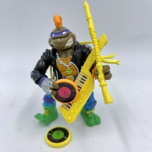 Teenage Mutant Ninja Turtles (Rock'N Rollin Turtles) Punker Don (Playmates 1991)