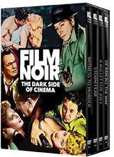Film Noir: The Dark Side of Cinema (DVD, 2016, 4-Disc Set)