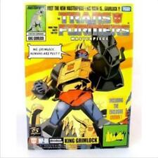 Takara Transformers Masterpiece Generation 1: MP-08X King Grimlock Robots Action Figure