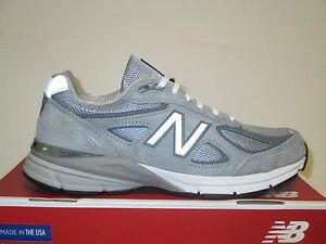 outlet store ec8ed 78771 Details about NEW BALANCE M990GL4 (GRAY/WHITE) MENS RUNNING (4E WIDTH)
