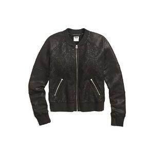 Manteau Enduit pour 17vw 96034 davidson Harley Bomber Femme ztav8O5nqw