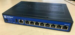 Juniper SRX100B 8-Port Firewall Service Gateway