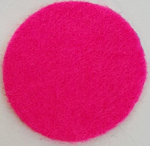 1//2 Metre x 450mm wide roll of PINK STICKY BACK SELF ADHESIVE FELT BAIZE