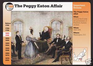 the peggy eaton affair