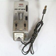 Vintage EICO 710 Grid Dip Meter Without Coils
