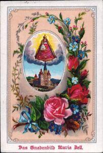 5-x-Wallfahrt-Andachtsbild-Heiligenbild-Gnadenbild-Gebet-Sammlung-D-3882