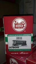 LGB #37800 Passenger Car coach  Lettered Colorado & Southern C&S #3