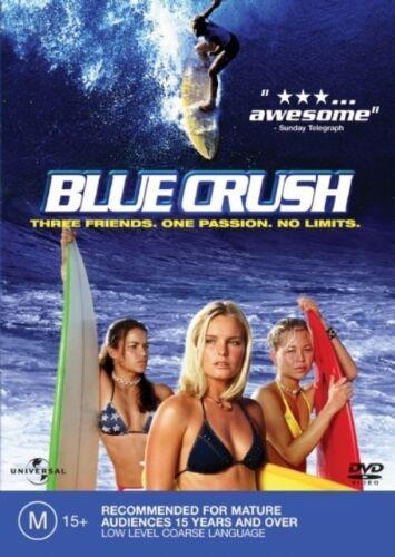 1 of 1 - Blue Crush (DVD, 2003) LIKE NEW ... R 4