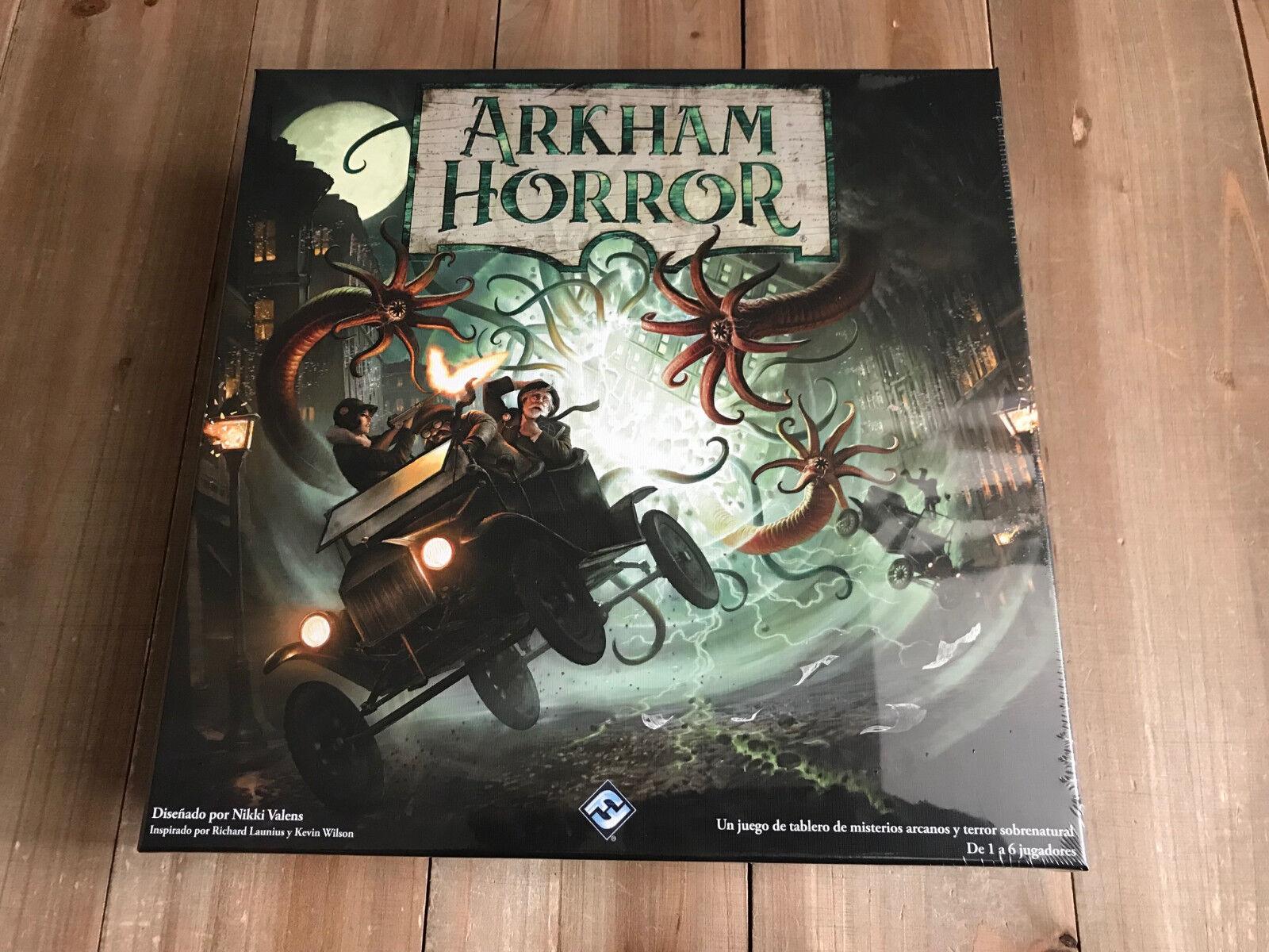 Arkham Horror - Troisième Edition - Boîte Basique - Ffg - Scellé - Jeu De