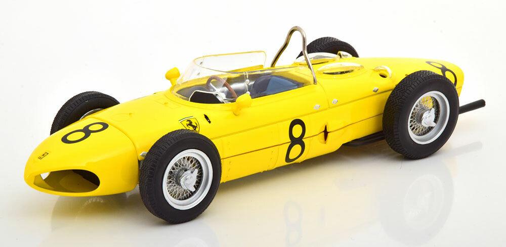 1 18 CMR Ferrari 156 Sharknose GP Belgium Gendebien 1961