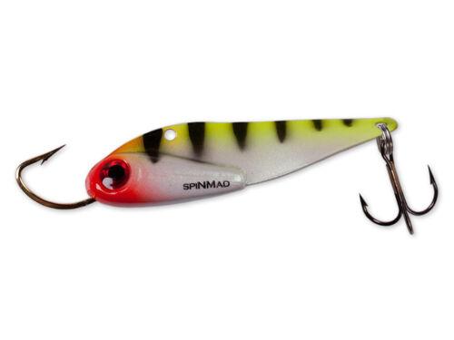 vertical jig Spinmad Skat ice fishing lure blade bait 40mm 6g