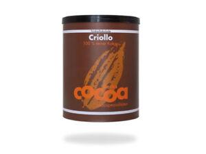 3-56-EUR-100-g-BIO-Criollo-250g-Becks-Cocoa-Trinkschokolade-100-Kakao-pur