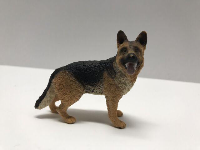 Schleich German Shepherd Police Dog Figure Toy Figure 16831