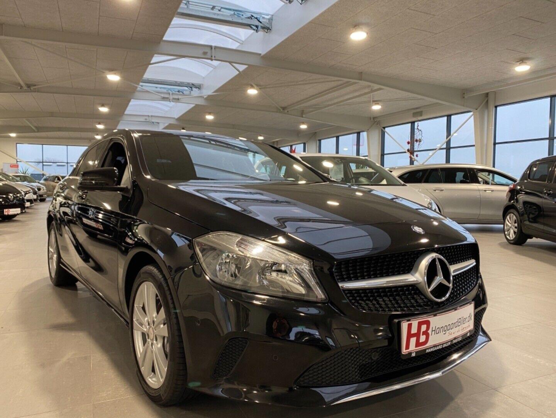 Mercedes A180 d 1,5 Business 5d - 189.800 kr.