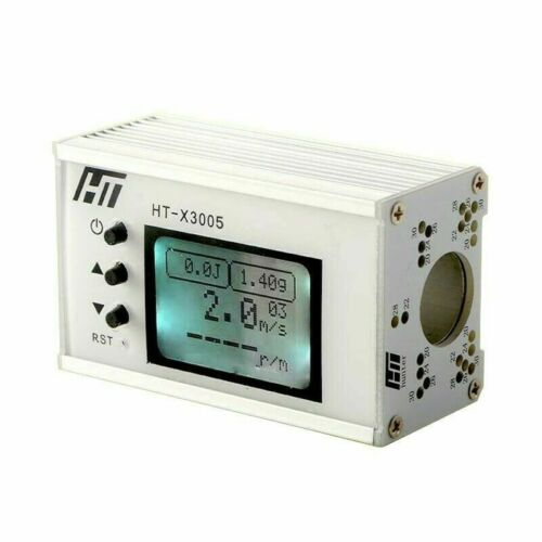 Shooting Chronograph Speed Meter Ball Velocity Measurement Bullet Speed Tester