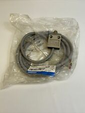 Omron D4c 1202 Pre Wired Roller Plunger Compact Limit Switch Us Seller