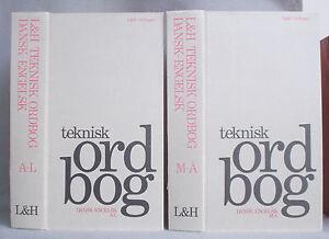 teknisk ordbog engelsk dansk gratis
