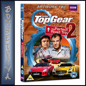 TOP GEAR - THE PERFECT ROAD TRIP 2  **BRAND NEW DVD** 5014138608804