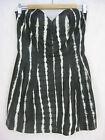 Shakuhachi Size 10 Royal Blue and Black Party Dress