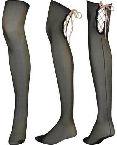 Huge Range of Thigh High Stockings Hosiery Pantyhose Fishnets Nylons