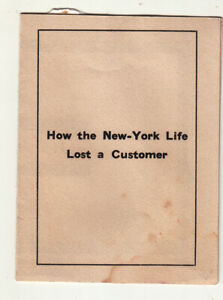 New York Life Insurance Lost a Customer He Died Folding ...