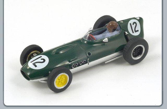 Lotus C.Allison 1958  12 German Gp 1 43 Spark S1836 Modellino