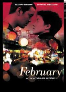 FEBRUARY-DVD-NEUF-SOUS-BLISTER