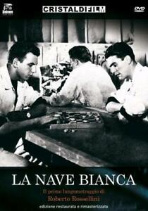 La-Nave-Bianca-Edizione-Restaurata-E-Rimasterizzata-DVD-NUOVO-SIGILLATO