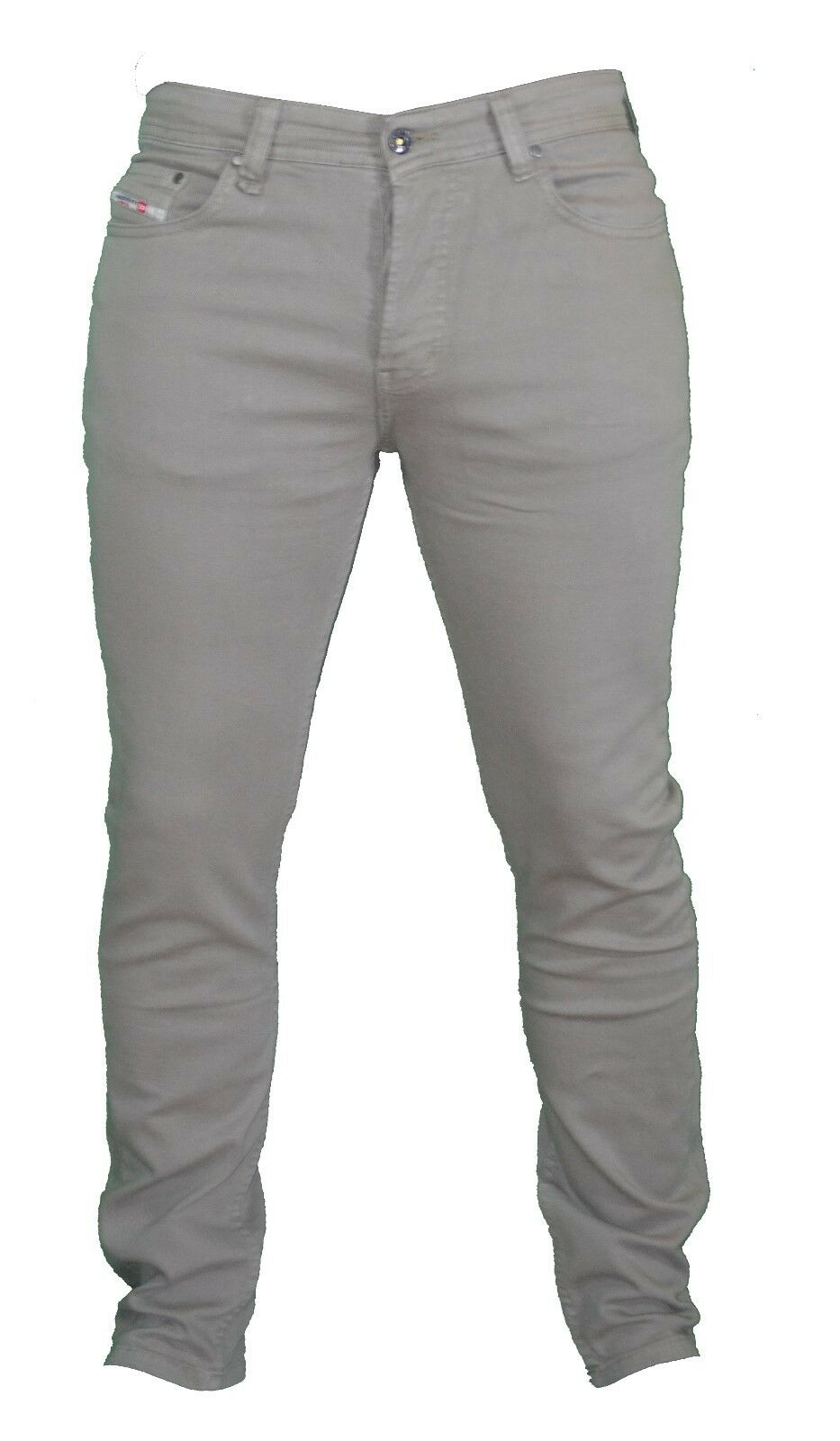 BNWT DIESEL FOR SUCCESSFUL LIVING KHAKI OLIVE CASUAL TROUSER SLIM FIT JEANS