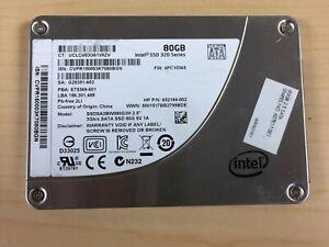 "Intel 320 Series 2.5/"" 160GB 3Gbps MLC SATA Laptop SSD Solid State SSDSA2BW160G3L"