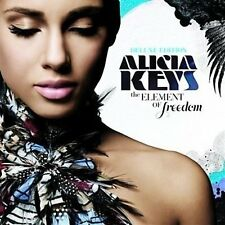 ALICIA KEYS - THE ELEMENT OF FREEDOM [CD/DVD] NEW CD