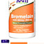 thumbnail 1 - NOW Supplements, Bromelain (Natural Proteolytic Enzyme) with 2400 GDU, 500mg,...