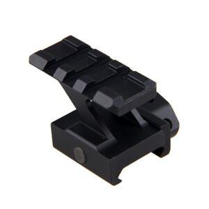 30mm-Scope-Riser-Schiene-Mount-Z-Typ-Basis-Adapter-20mm-Picatinny-Weaver-Schiene