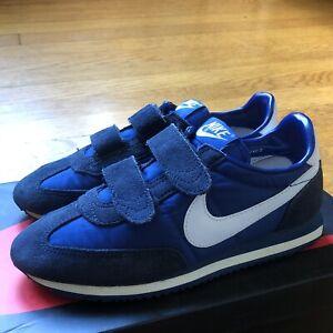 Nike Oceania Running Shoes 80s Blue