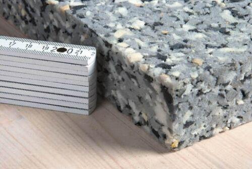 Verbundschaumstoff 100x200x6 cm Verbundplatten V120 Verbundschaum Dämmplatten