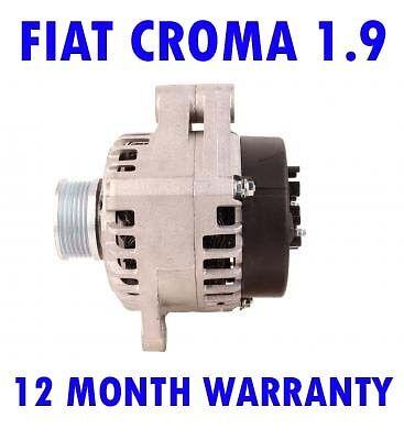 FIAT CROMA 1.9 ESTATE 2005 2006 2007 2008 2009 2010 2011-2015 ALTERNATOR