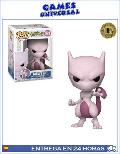 Funko Pop Pokemon Mewtwo 581