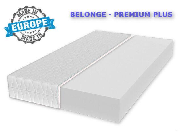 Premium Matratze 7 Zonen Schaummatratze Kaltschaummatratze H3 140 X 200 12cm