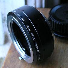 genuine later  Minolta MD macro tube 1:1 for 50mm 3.5