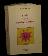 [ESOTERISME NUMEROLOGIE GNOSE] NIMOSUS - Etude sur des nombres occultes.