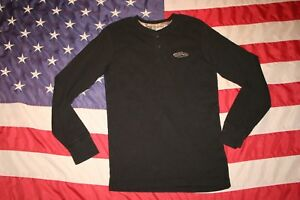 #8 Realtree Mens Thermal Long Sleeve Shirt Size Small: Hunt/sport/casual #5749