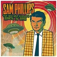 Sam Phillips Sam Phillips The Man Who Invented Rock N Roll vinyl LP NEW sealed