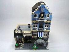 LEGO Market Street (10190) Creator House - Factory - Modular Building - COMPLETE