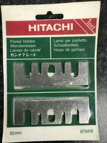 Hitachi 879416 Planer Blade Hss 82Mm 879416