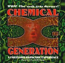 Chemical Generation (CD) Steve Johnson Cortex Fury DJ Energy Eclipse Helix