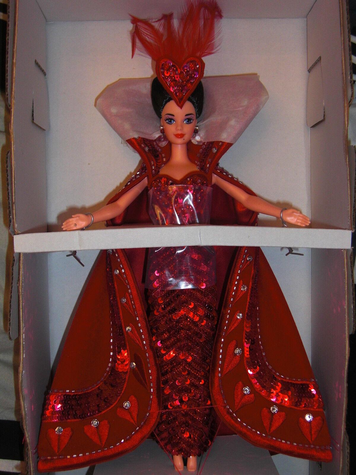 NRFB    QUEEN OF HEARTS   Barbie  1994