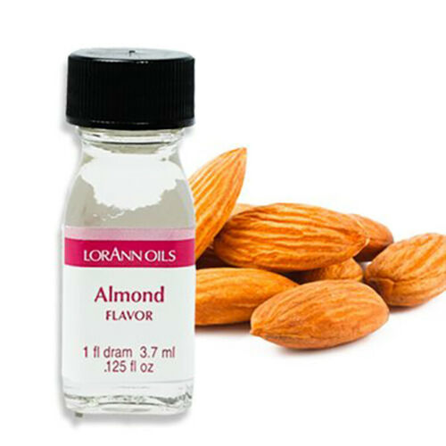 Cakes Cookies etc Chocolates Almond LorAnn Flavour 1 Dram for Hard Candy