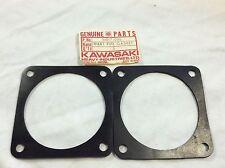 Kawasaki OEM New X2 Inlet Pipe Gaskets F6 125 F7 175 1971-1975 11017-006
