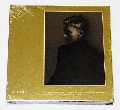 EXO - EXODUS (Vol. 2) [Korean Ver] CD+Booklet+Poster+Gift Photo [TAO ver.]